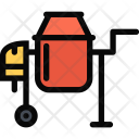 Concrete Mixer Repair Icon