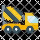 Concrete truck Icon