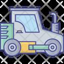 Concrete Vehicle Construction Truck Concrete Truck Icon