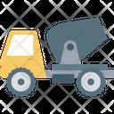 Concrete Vehicle Concrete Buggy Power Buggy Icon