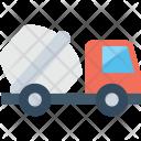 Concrete Vehicle Buggy Icon