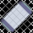 Condenser Radiator Heat Icon