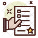 Condidate Agreement Ageement Deal Icon