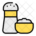 Condiment Seasoning Pepper Icon