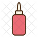 Condiments Ketchup Mustard Icon
