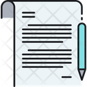 Mterms And Conditions Icon