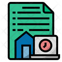 Conditions Policy Terms Icon