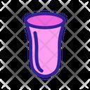 Condom Female Contraception Icon