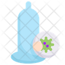 Condom Virus Icon