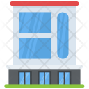 Apartment Residential Building Icon