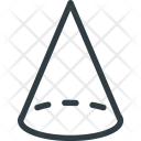 Cone Gometry D Icon