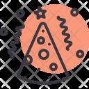 Cone Cap Birthday Icon