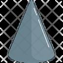 Cone Cream Ice Icon