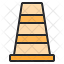 Cone Construction Cone Construction Icon