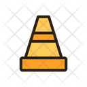 Cone Alert Under Construction Icon