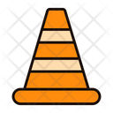 Cone Construction Cone Traffic Cone Icon