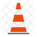 Cone Construction Cone Under Construction Icon