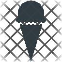 Cone Ice Cream Icon