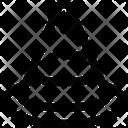 Cone Traffic Cone Growth Icon