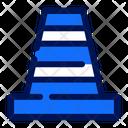Cone Construction Job Icon