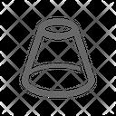 Cone Geometric Icon