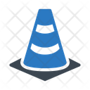 Cone Block Barrier Icon