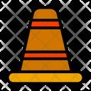 Cone Construction Building Icon