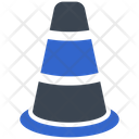 Barrier Cone Emergency Icon