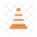 Cone Stop Block Icon