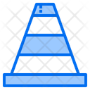 Cone Safety Construction Icon