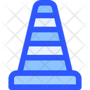Airport Flight Cone Icon