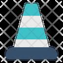 Cone Road Blocker Icon