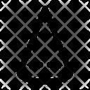 Cone Geometry Math Icon