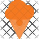 Icecream Cone Eat Icon