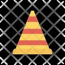 Cone Blocker Traffic Icon