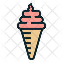 Ice Cream Summer Icon