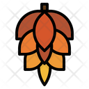Cone Pine Seed Icon
