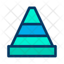 Alert Cone Under Construction Icon