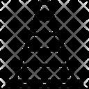 Cone Alert Icon