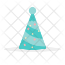 Cone Xmas Christmas Icon