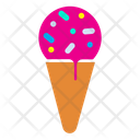 Ice Cream Cone Sweet Icon