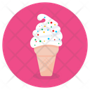 Gelato Ice Cream Ice Cream Cone Icon