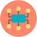 Conference Circuit Chip Icon