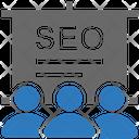 Seo Lecture Optimization Icon