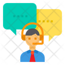 Conference Support Service Icon