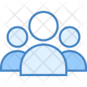 Conference Call Communication Icon
