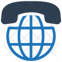 Call Communication Conference Icon