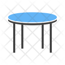 Conference table Icon