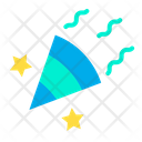 Celebration Party Popper Icon