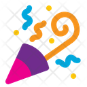 Confetti Party Event Icon